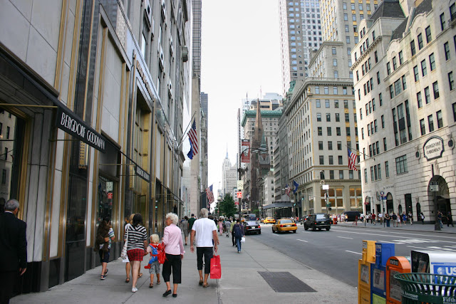 Fifth Ave-New York