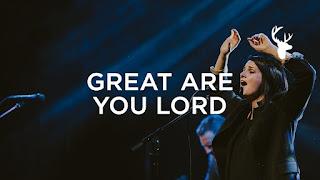 Amanda Cook - Great Are You Lord [Mp3, Lyrics, Video] | Bethel Music