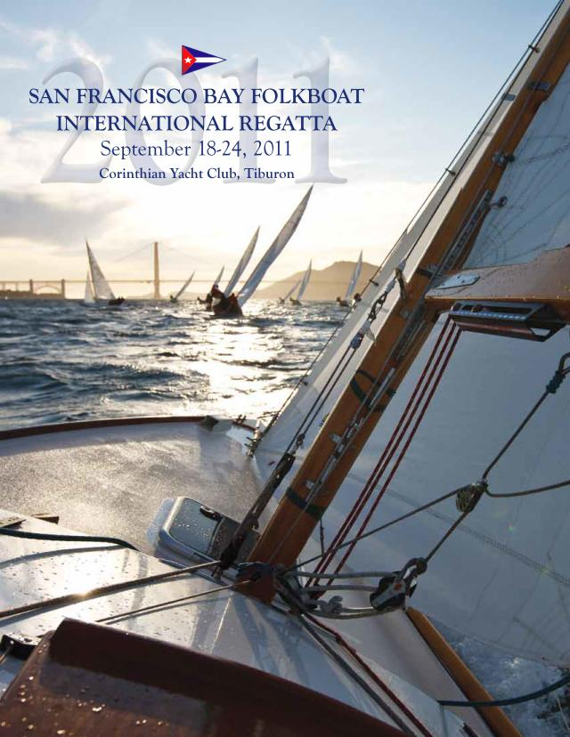 Folkboat International Regatta | Corinthian Yacht Club