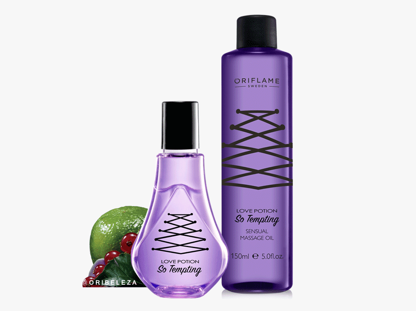 So Tempting Love Potion da Oriflame
