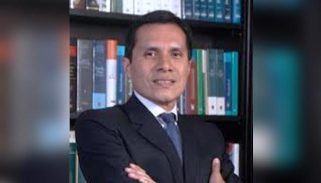 Procurador Carlos Fernández Muñoz
