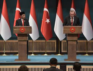 Indonesia dan Turki