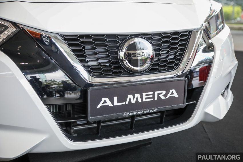 Gambar Nissan Almera VL 1 Liter Turbo 2020