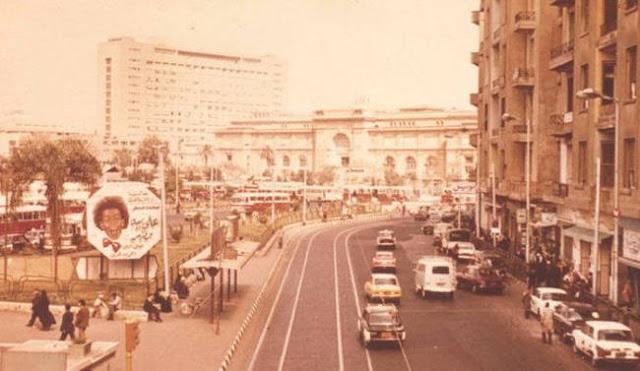 حي الزمالك عام 1985 Zamalek Neighborhood