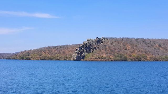 Pedra da Águia, Cânion do Xingó