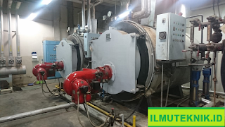 ILMU TEKNIK : Pemilihan dan Desain Superheater Boiler
