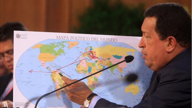 Miles de imágenes de Hugo Chávez pueden desaparecer de internet