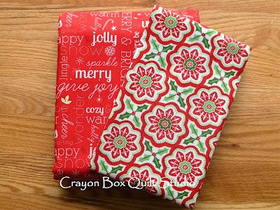 Crayon Box Quilt Studio July 2016