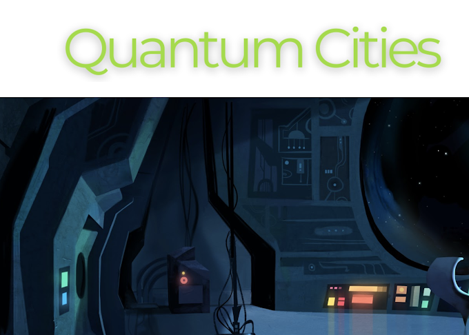 Quantum Cities Creates a New Route For Creativity in the Universe