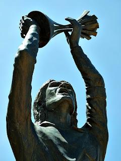 Monumento Fernandão Eterno - Estádio Beira-Rio