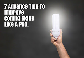tips to imrove coding