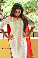 Telugu Actress Vrushali Stills in Salwar Kameez at Neelimalai Movie Pressmeet .COM 0058.JPG