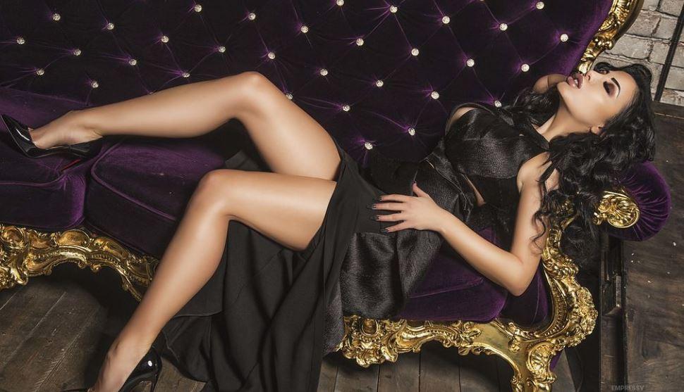 EmpressV Model GlamourCams