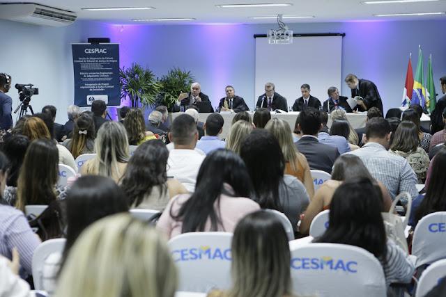 Julgamento da Câmara Criminal em Santana do Ipanema é cancelado