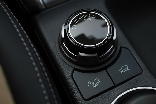 switch 4WD New Triton