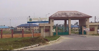 COURSES OFFERED IN FEDERAL UNIVERSITY OTU-OKE,FEDERAL UNIVERSITY OTU-OKE, FUOTUOKE, www.fuotuoke.edu.ng