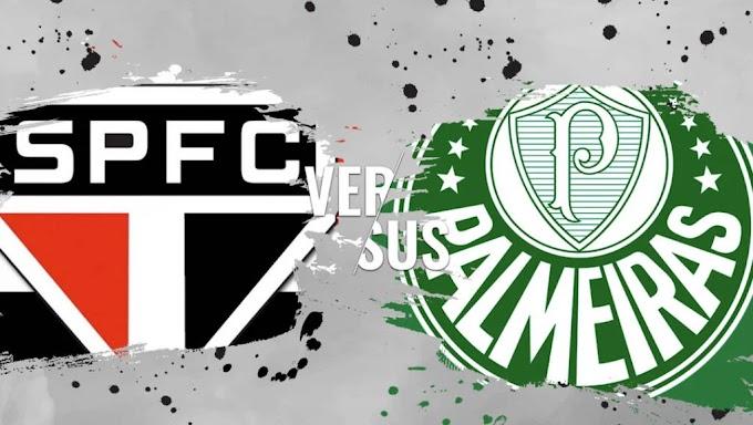 Assistir São Paulo VS Palmeiras ao vivo