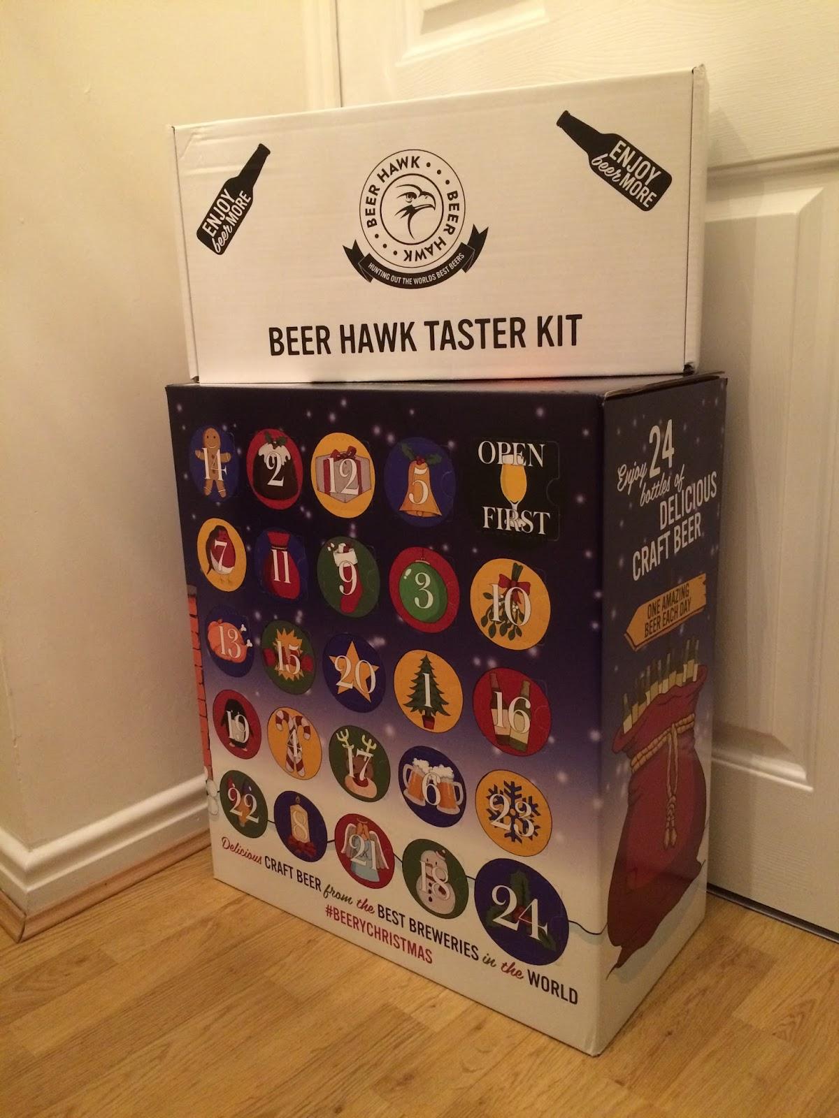 Ale Be Seeing You Beer Hawk 2016 Advent Calendar