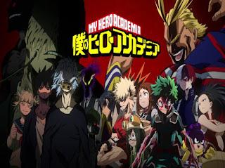 Download Boku no Hero Academia Season 3 Episode 3 Subtitle Indonesia