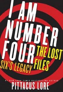 Soy el Número Cuatro: Los Archivos Perdidos – Pittacus Lore