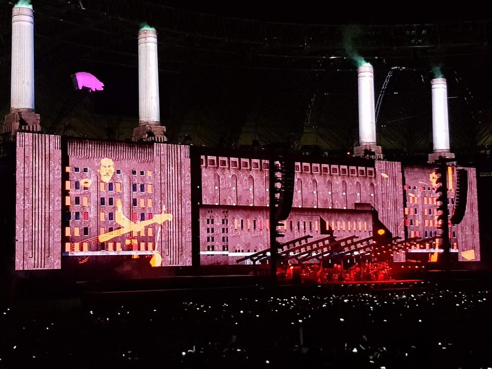 Show Roger Waters Porto Alegre