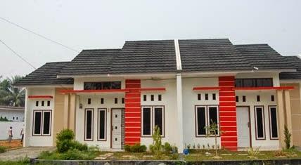 konsep rumah cluster desain rumah minimalis | rumah