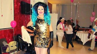 Espectáculo drag queen para despedida de solteros en Rivas Vaciamadrid.