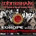 ¡Whitesnake & Europe se acercan a la Argentina!