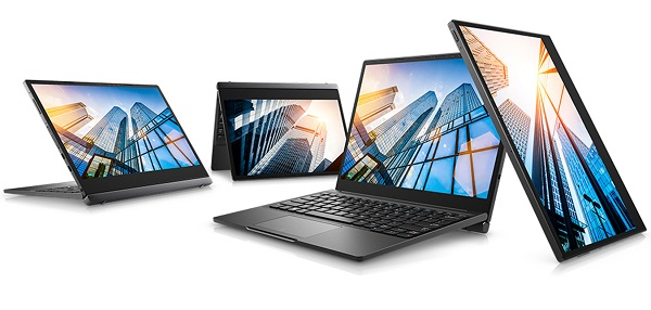 DELL launches Latitude 7285 2-in-1 (12-inch), world's first laptop with wireless charging