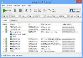 Advanced IP Scanner 2.4.3021 Terbaru Free Download