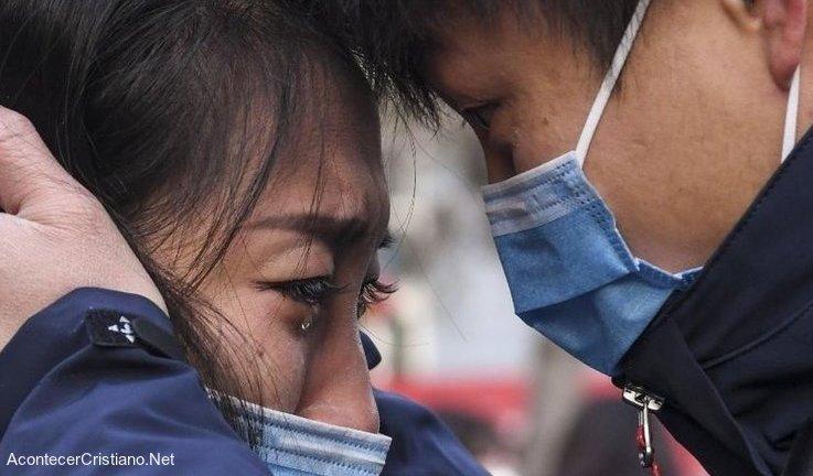 Propagación del coronavirus en China