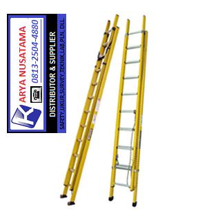 Jual Forza Fiberglass Extension Ladder di Bogor