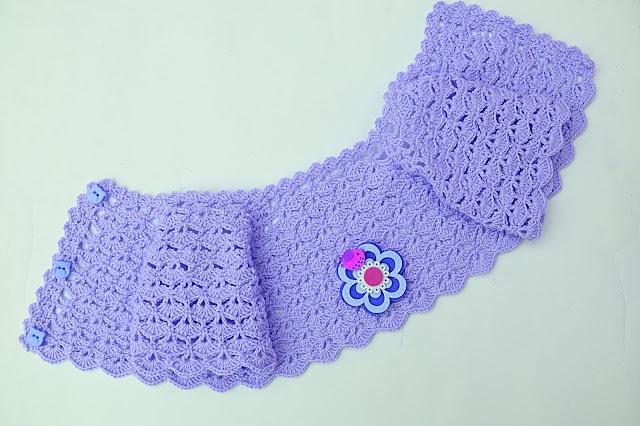 5 - Crochet Imagenes Bolero a crochet y ganchillo por Majovel Crochet