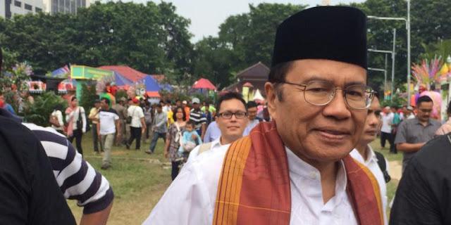 Mau Maju Pilgub DKI 2017, Rizal Ramli: Masih Menunggu Aspirasi Warga Jakarta