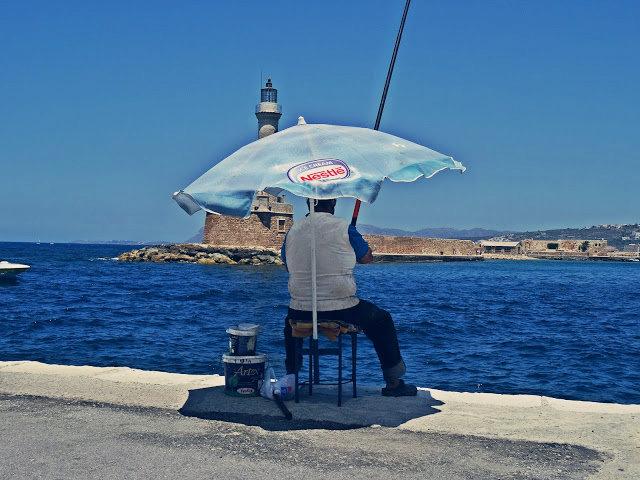 Kreta Grecja w czerwcu