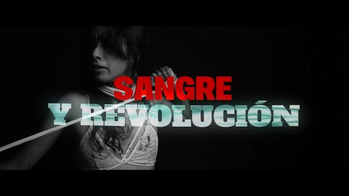 """Kutral Kai Paz lanza video y single de  """"Sangre y Revolución""""."""