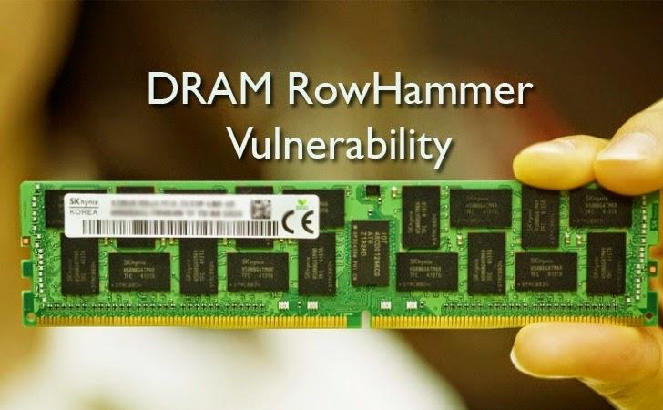 dram-rowHammer-vulnerability