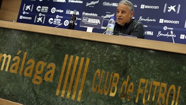"""Pellicer - Málaga -: """"Scepovic está preparado"""""""