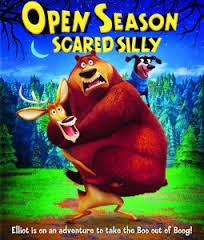 Film Open Season Scared Silly (2016)