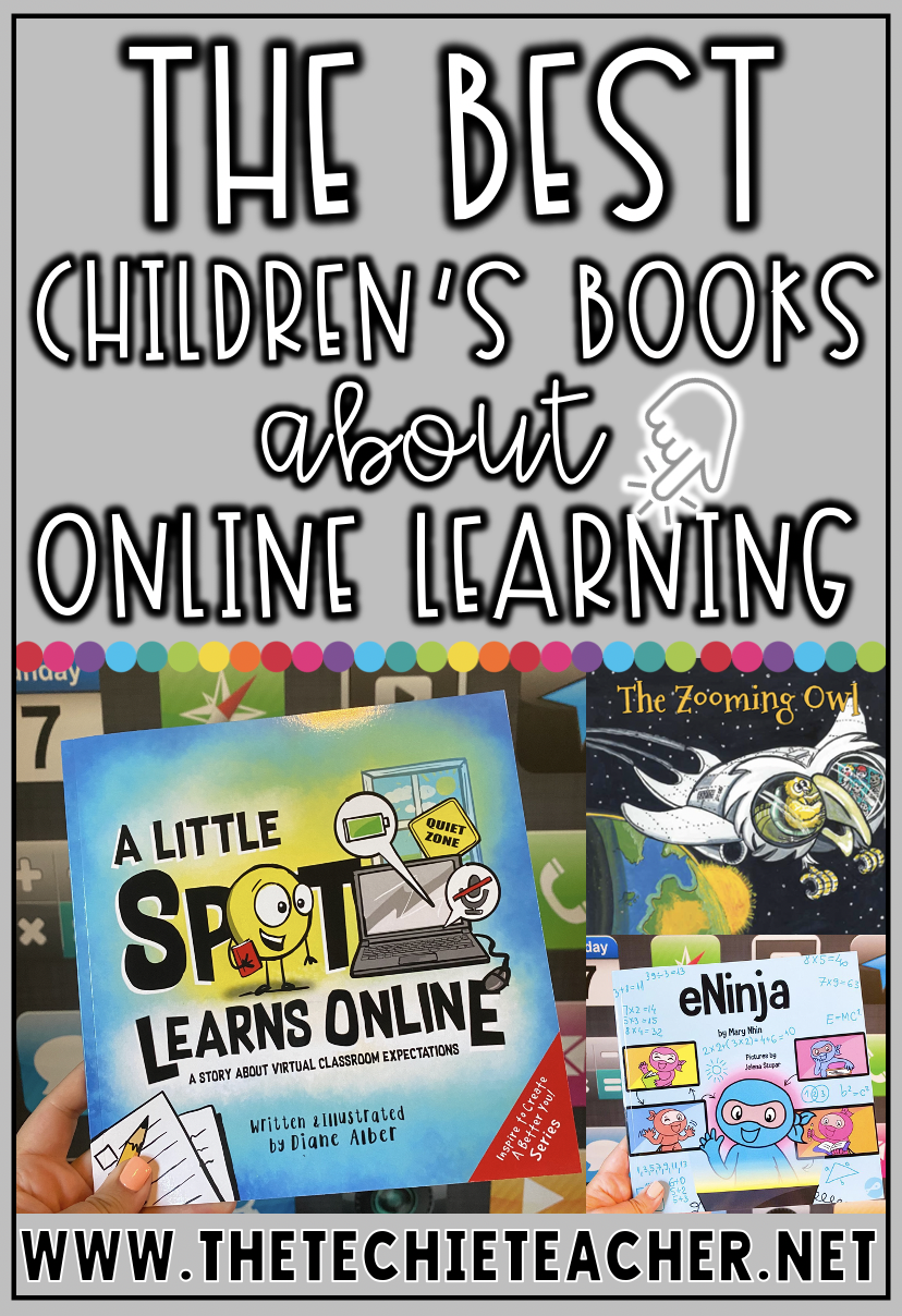 The Best Children's Books About Online Learning. With elearning on the rise, we can't forget about read alouds! Use these stories to help students who are now participating in distance learning.