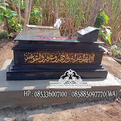 Model Kuburan Muslim Terbaru, Model Makam Uje, Model Kuburan Marmer