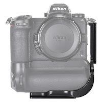 New Sunwayfoto PNL-Z6IIG Custom L bracket for Gripped Nikon Z6II and Z7II Cameras