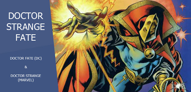 Doctor Strangefate (Charles Xavier) dalam Amalgam Universe
