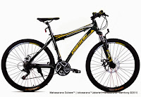 26 Inch Pacific Magenta 5.0 21 Speed Shimano EZ-Fire Mountain Bike