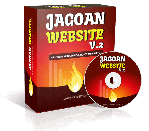 Jagoan Website Paket Silver