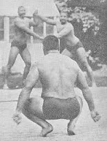 THE GREAT GAMA SIT UPS