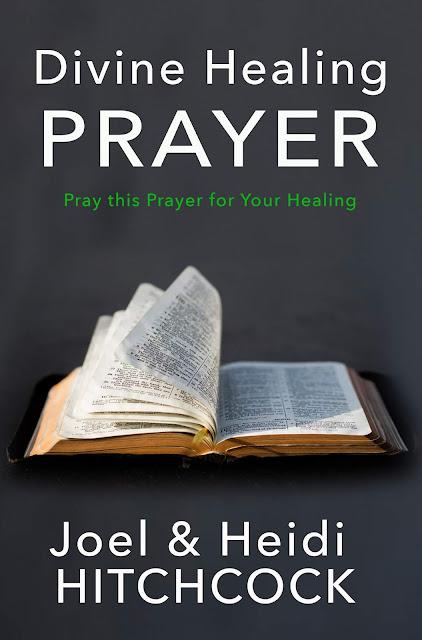 DIVINE HEALING PRAYER