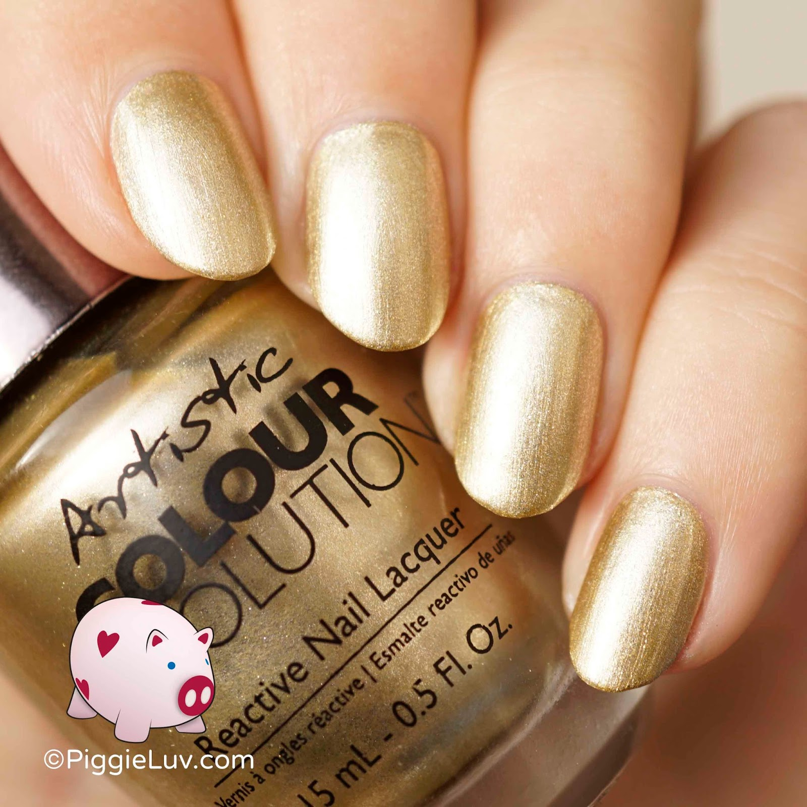 Piggieluv Artistic Nail Design Holiday Nights Collection Swatches