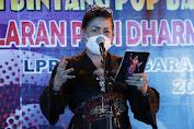 Peringatan Hari Lahir ke-417 Kota Singaraja , Ny Putri Koster Kumandangkan 'Sumpah Kumbakarna