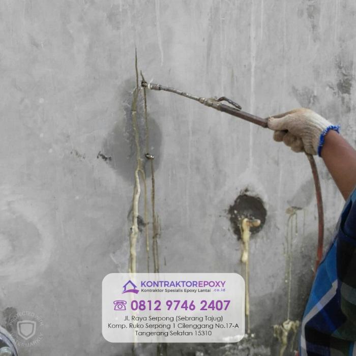 """jasa injeksi beton bergaransi Bukit Tinggi"""" height="""